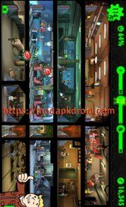 Fallout Shelter Mod Apk v 1 14 vault
