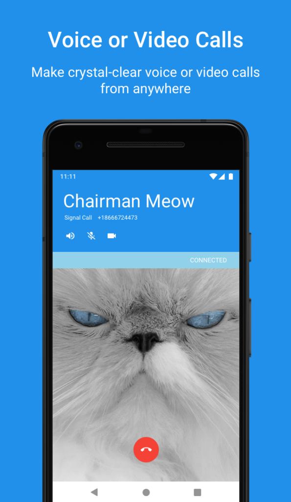 Signal Private Messenger Mod Apk