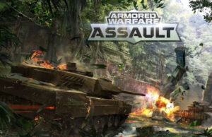 Armored Warfare: Assault v1.7.11 APK + OBB DATA