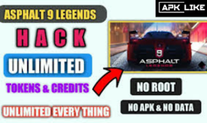 Asphalt 9: Legends Mod Apk 26.3a (MOD,Unlimited Money/token) + OBB 2021