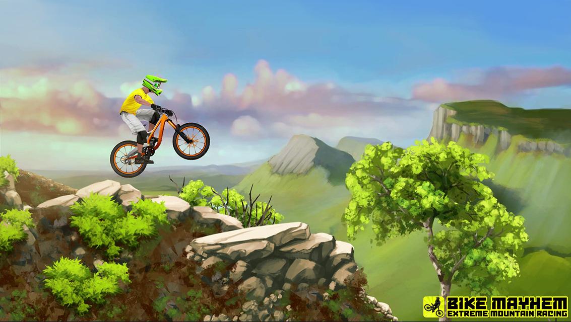Bike Mayhem Mountain Racing MOD