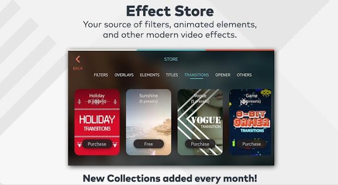 Filmora gopro effect store