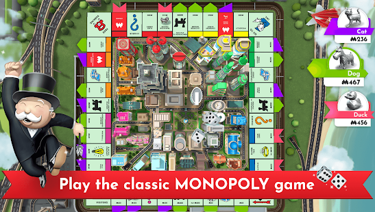 Play the Classic Monopoly Game
