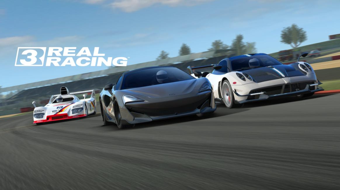 Real Racing 3 Mod Game