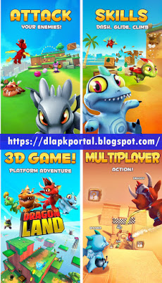 Dragon Land APK (MOD) Free Download for Android - Unlimited Money Game