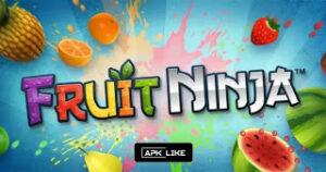 Fruit Ninja MOD APK 3.1.0 (Unlimited Money)