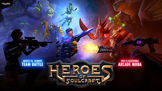 Heroes of SoulCraft - MOBA APK for Android Free Download