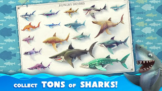 hungry shark world mod apk hack