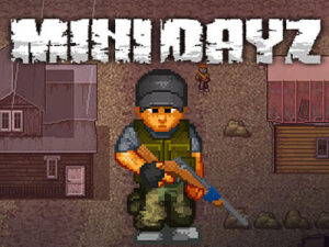 Mini dayZ Apk + Mod for android UNLIMITED NEEDS