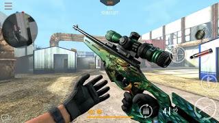 modern strike online mod apk unlimited gold and money latest version