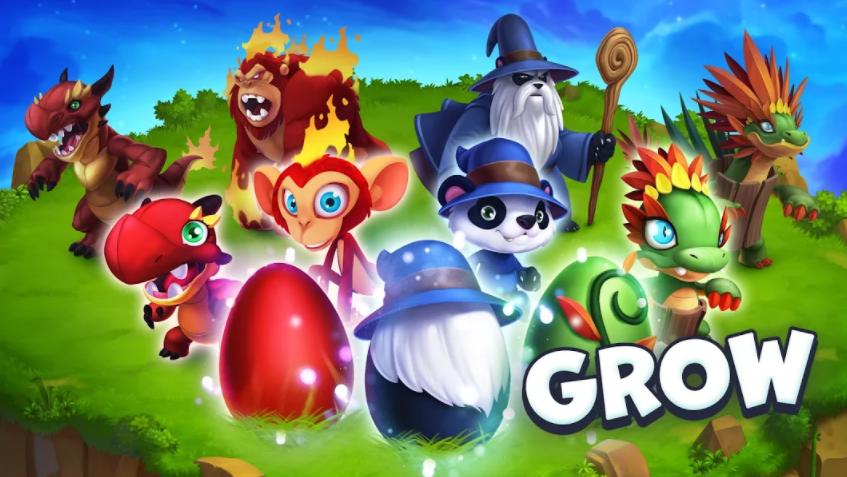 Monster Legends - Grow