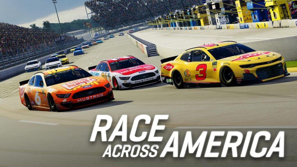 NASCAR Heat Mobile v3.2.2 APK + DATA