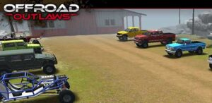 Offroad Outlaws v4.9.1 MOD (Unlimited Money) APK for Android