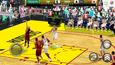 PBA 2K17 Apk + OBB For Android Free Download