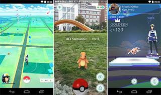 Pokemon Go Apk Mod v0.131.4 Unlimited Coins, Added Joystick