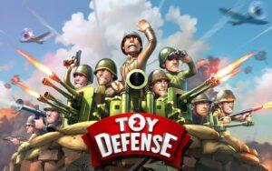 Toy Defense 2 - TD Battles v2.19 APK + DATA