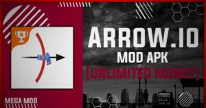 Arrow.io MOD APK [GOD MOD - UNLIMITED MONEY] Latest (V1.9.2)