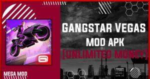 Gangstar Vegas MOD APK [VIP - UNLIMITED MONEY] Latest (V5.1.1a)