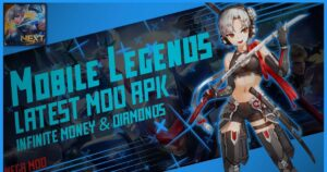 Mobile Legends: Bang Bang MOD APK [UNLIMITED DIAMOND - MOD MENU] Latest (V1.5.52.6041)