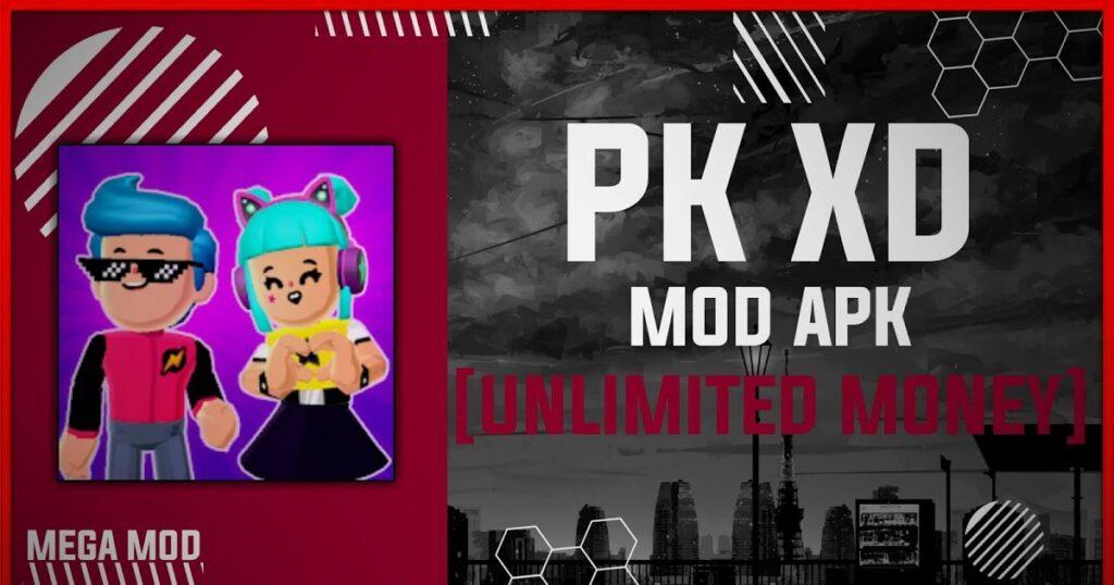 PK XD MOD APK [UNLIMITED MONEY AND GEMS] Latest (V0.24.2)