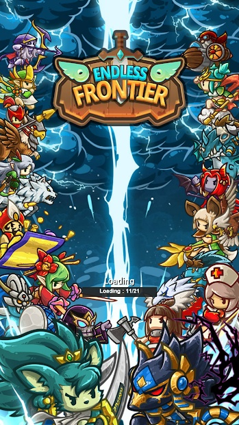 Endless Frontier Mod APK
